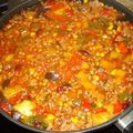 Chili con Carne,  ma faon