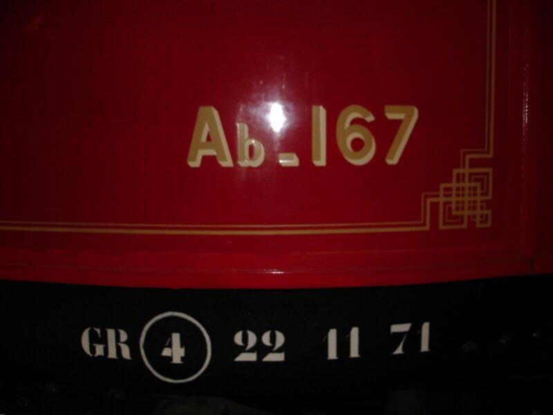 Sprague Thomson M535 (détail)