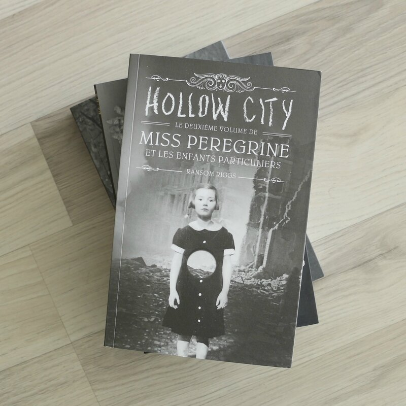 miniature hollow city