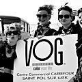 1594 des fashions girls en V O G coiffure à DUNKERQUE
