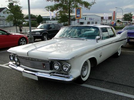 imperial crown southampton hardtop sedan 1961 rencard du burger king offenbourg 2012 3