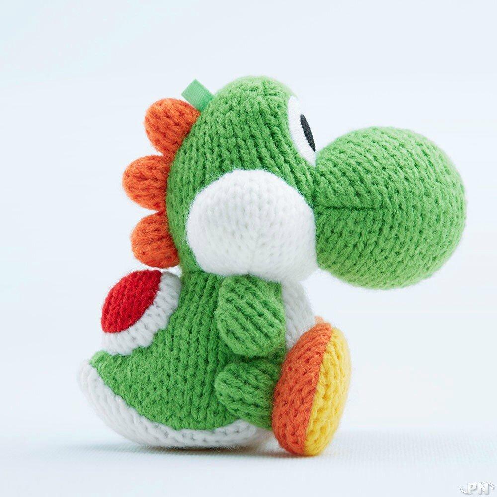 Amigurumi Yoshi Patron Gratuit : modele tricot yoshi