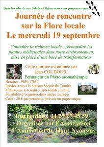Journée Jean Coudour