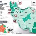 Iran : Les graphiques pour comprendre la situation