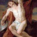 Saint Sébastien - François-Guillaume Ménageot