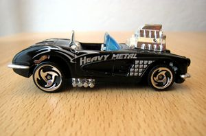 Chevrolet corvette heavy metal 1958 03 -Hotwheels- (1994)