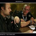 Noisia - Interview RCV - Gus et Benoit - 2007