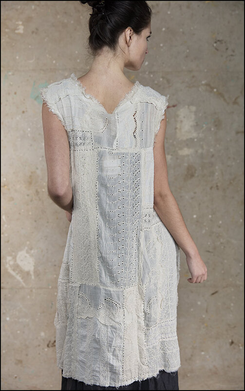 Aya Sleeveless Dress 352 Natural Cotton eyelet.jpg