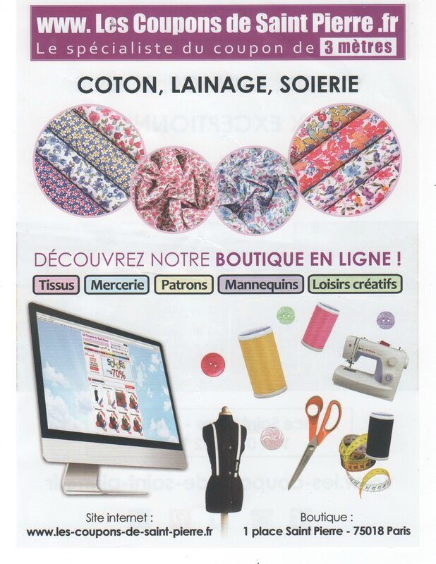 flyer 2 coupons St Pierre 001