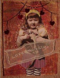 357 - Love monkeys Kathys S (uk)