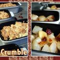 Les dlices de la gastronomie anglaise N9 - Les crumbles