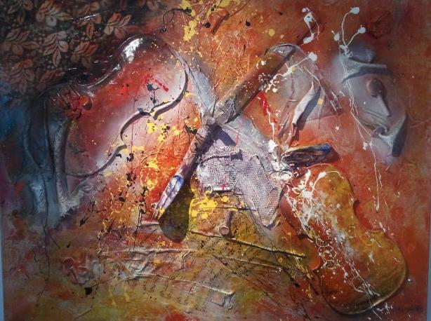 violon d'automne