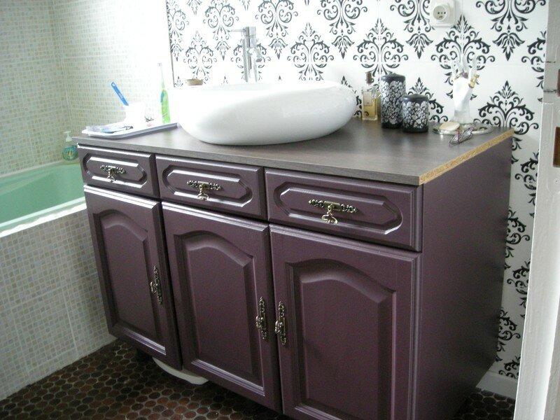 Salle de bain la famille turpinos - Salle de bain claire ...