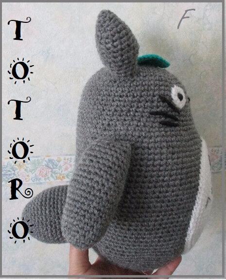 totoro crochet Helene 2