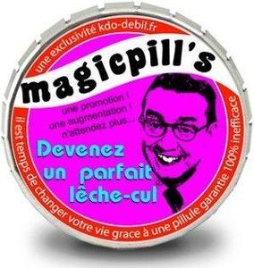 MAGICPILL's