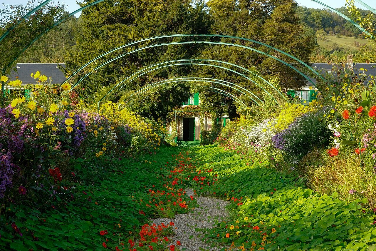 Le jardin de giverny le blog de val riane for Jardin giverny