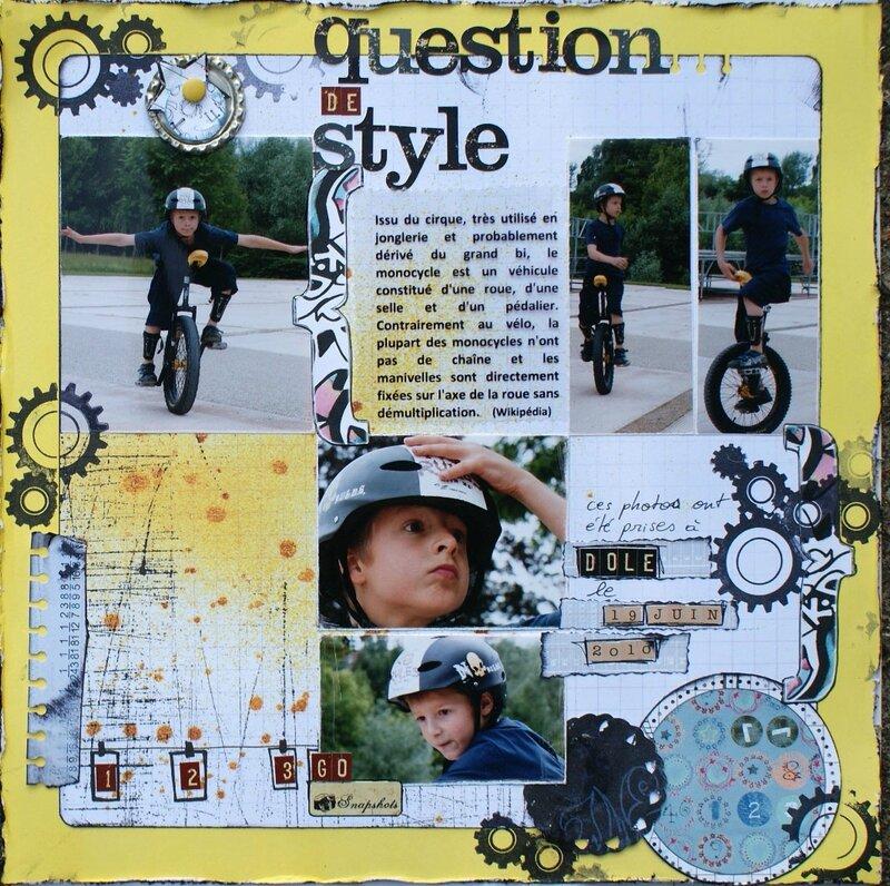 question de style #41