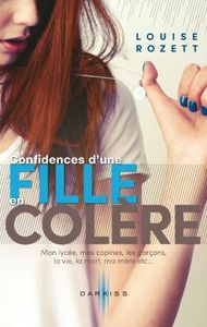 Fille en colere