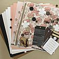 Kit atelier multi*albums de septembre (2ème version), steff