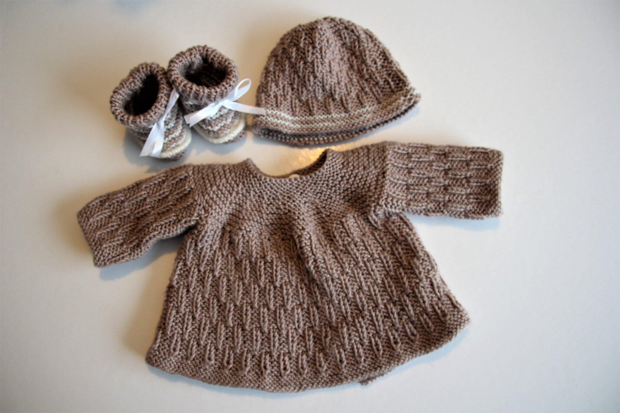 Petite nouveauté pour les bébés prématurés ou les poupées de 45 cm