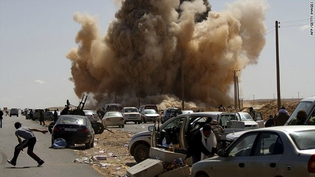 Libya's civil war