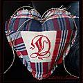 Coeur façon Atelier de Valentine de Patience d'Ange