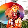 Carnaval vénitien à aix les bains...