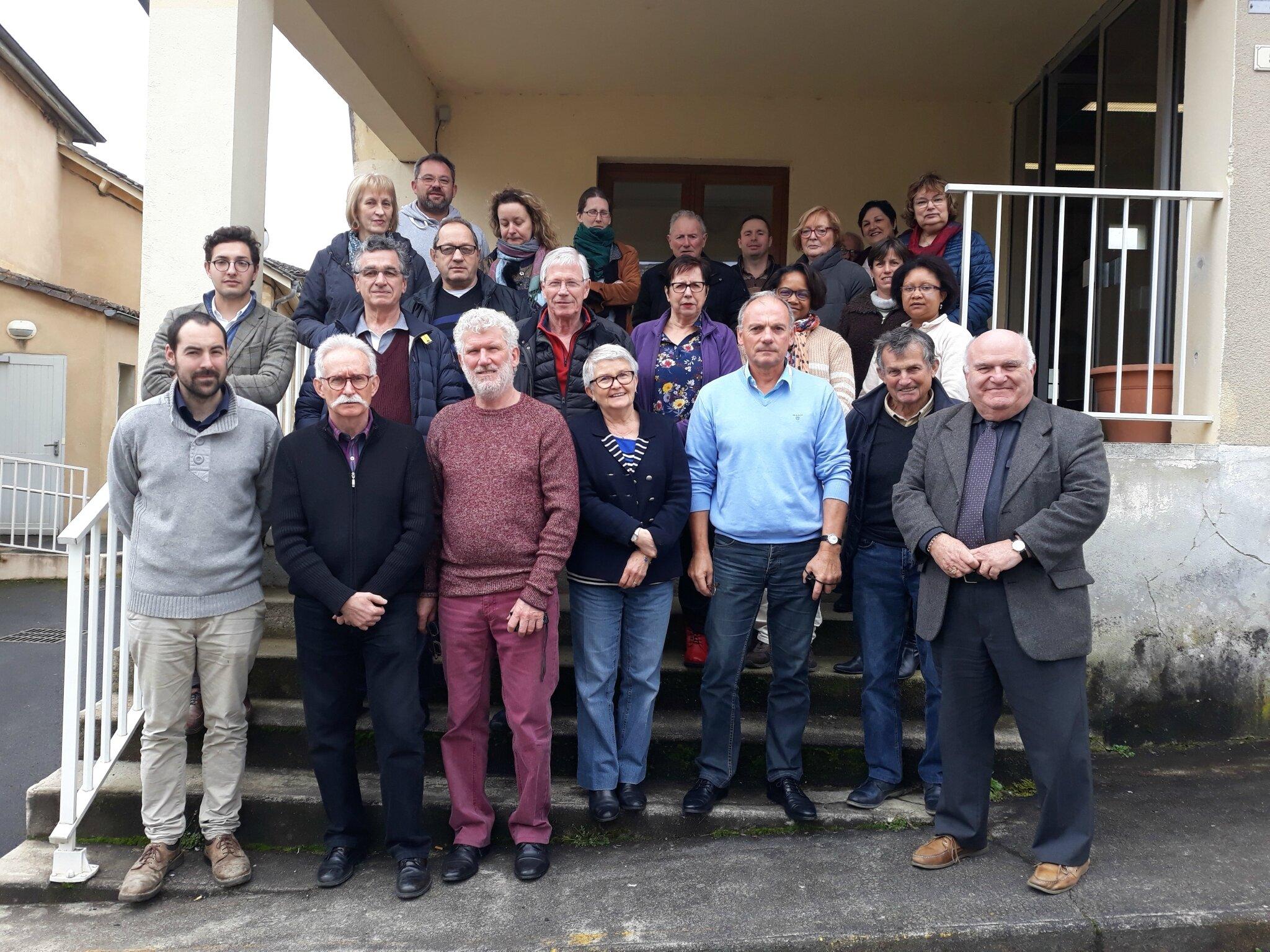 Lanquais-Varennes, bel exemple de mutualisation au profit des associations (article commenté)