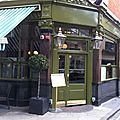 The green man - londres