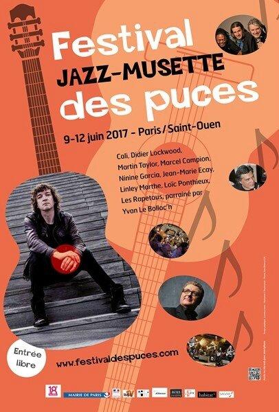 Festival Jazz Musette des Puces 2017