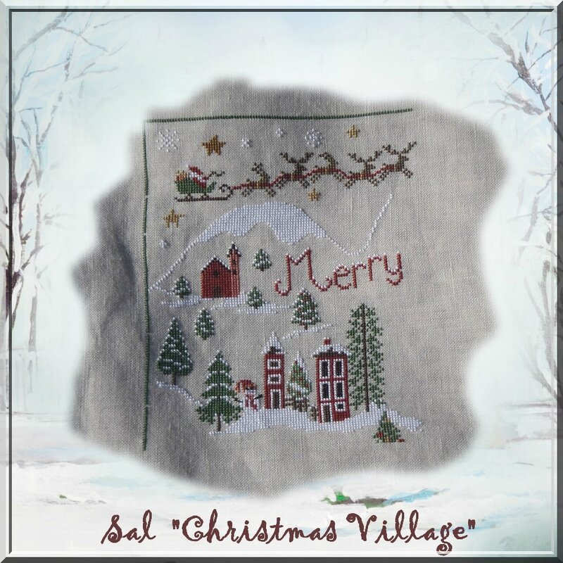 Sal Christmas Village