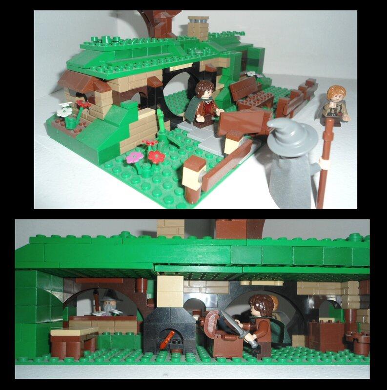 Maison de Bilbo dos