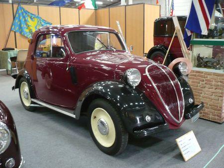 SIMCA 5 berline 1936 Besançon (1)