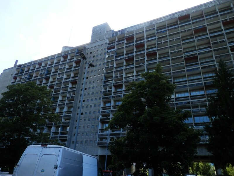 Le Corbusier Immeuble Firminy