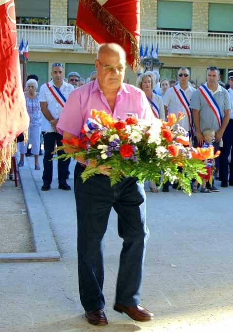 Sarrians, 1er août 2015