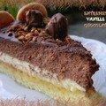 Entremets chocolat/vanille 2