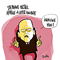 Stéphane Hessel appelle à voter Hollande