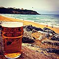Anglet, bière aux Sables d'Or (64)