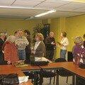 Réunion groupe d'etude du vendredi 18 janvier 2008