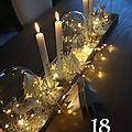 J18 4 bougies Avent