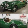 JAGUAR - XK120 Roadster - 1951