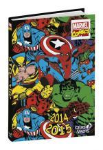 Agenda Marvel Comics / Quo Vadis / Prix indicatif : 7,49€