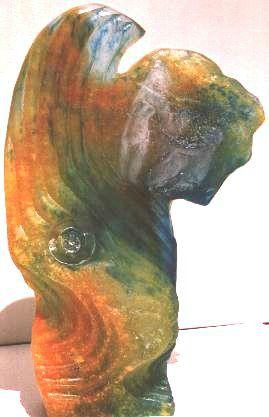 Pate de verre Joseph Angilella Auquier (6)