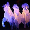 L'arrivée des rois mages en espagne : la cavalcade poétique des fiers à cheval