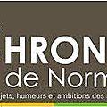 Paris s'en fout? normandisons l'axe seine avec une coopérative régionale de tous les territoires normands!