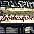 Barbouquin : salon de thé - Livres