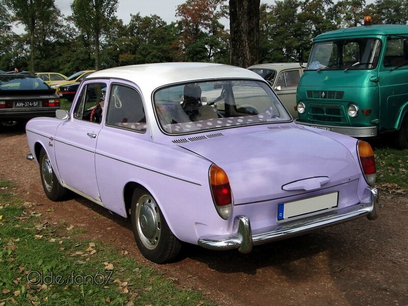 volkswagen type 3 notchback 2