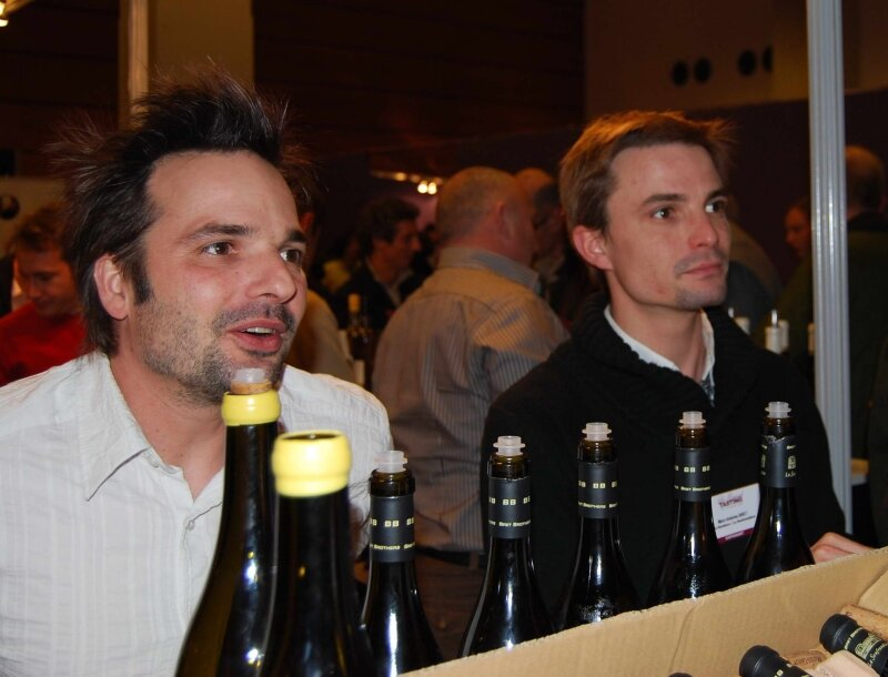 Les Bret Brothers : domaine la Soufrandire et Bret Brothers, M