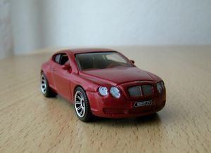 Bentley continental GT 01 -Matchbox- (2006) (1