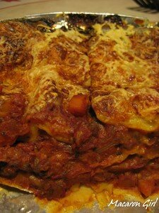 Lasagnesbolo